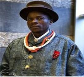 Chief Eric Dooh Barizaa