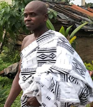 Chief Adou Kouame