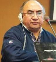Professor Francisco Cali Tzay/UNSR